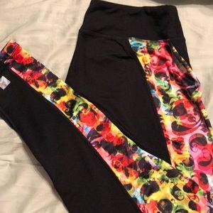Lularoe size L Jax Jogging pants. Wide waist band